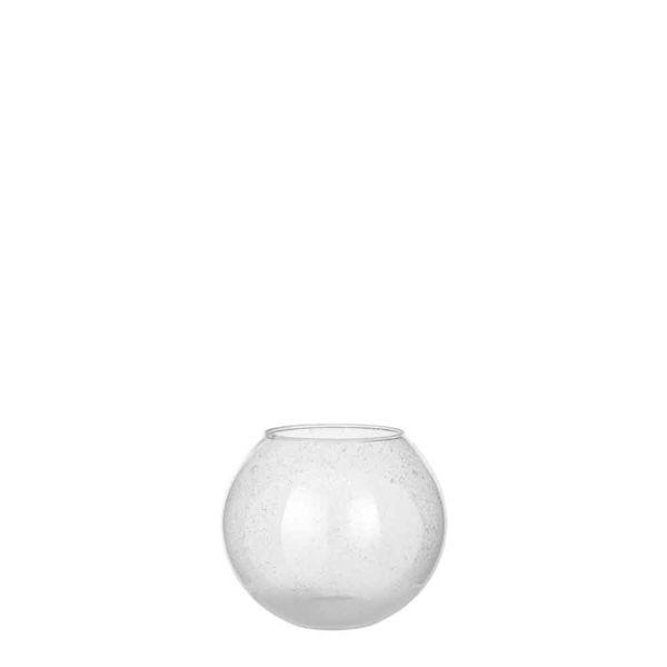 270684-Boule verre givre 21cm