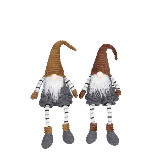 285770-Poupee gnome marron 62