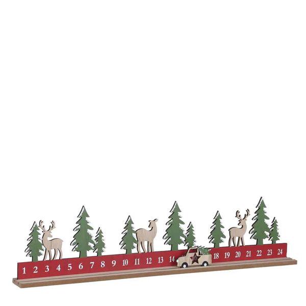285821-Calendrier de l'avent hiver