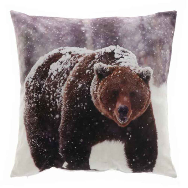 284089-Coussin avec image ours