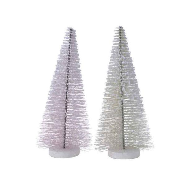 284842-1 arbre plast a/paillettes